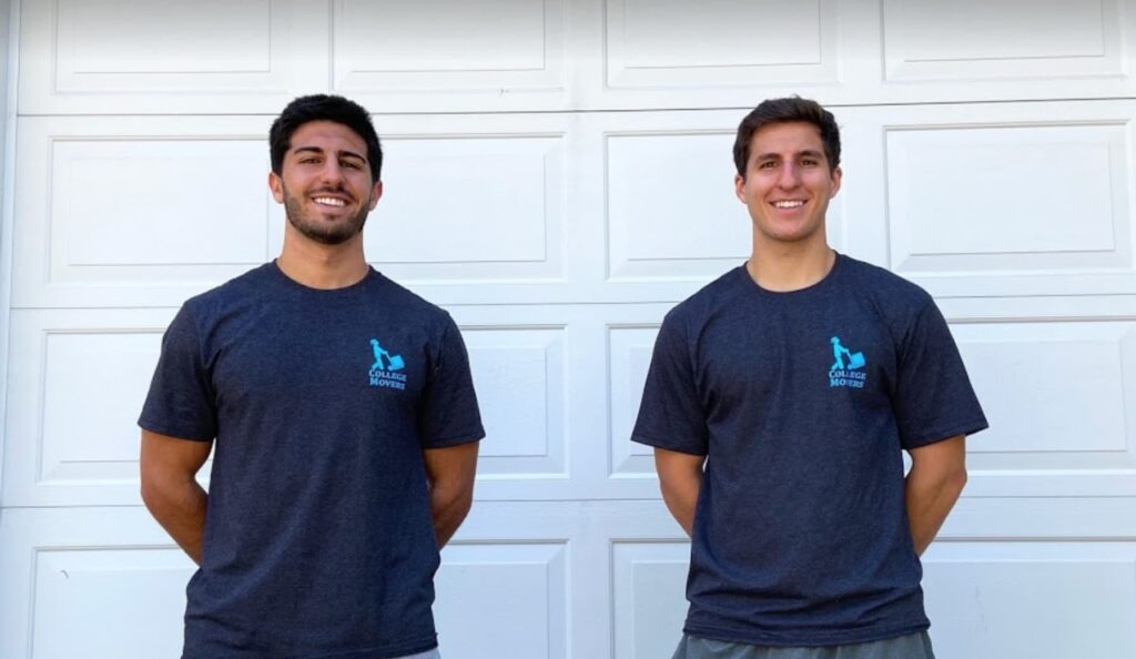 Boston Moving Company owners